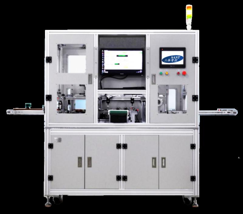 全自动电池长宽厚尺寸测试机